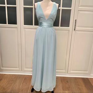 ASOS long formal dress